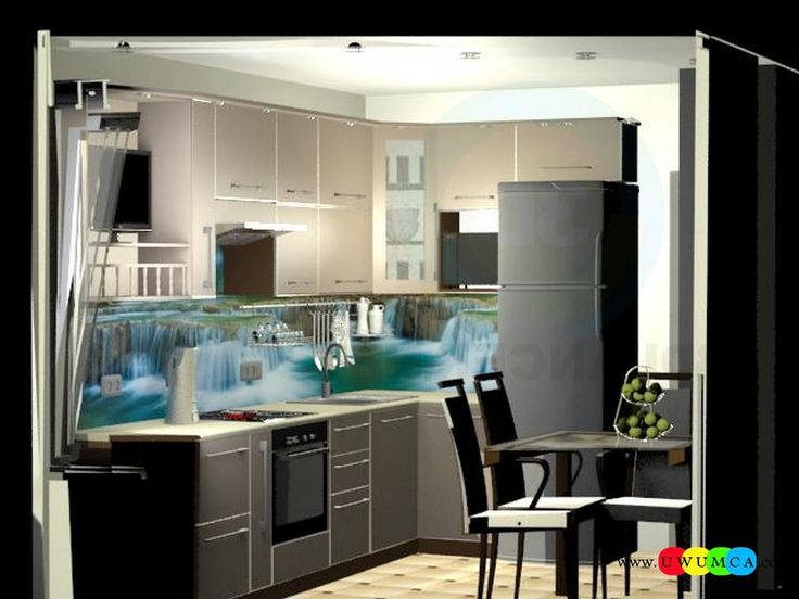 Kitchen:Corona Kitchen Ad Decor Cabinets Furniture Table And Chairs Remodel Kitchens 3d Model Free Download Countertops Layout Worktops Island Design Ideas 3ds Kitchenette Sketchup (12) You Won't Believe How Cool Corona Kitchen's 3D Ad Looks and Other Kitchen 3D Model
