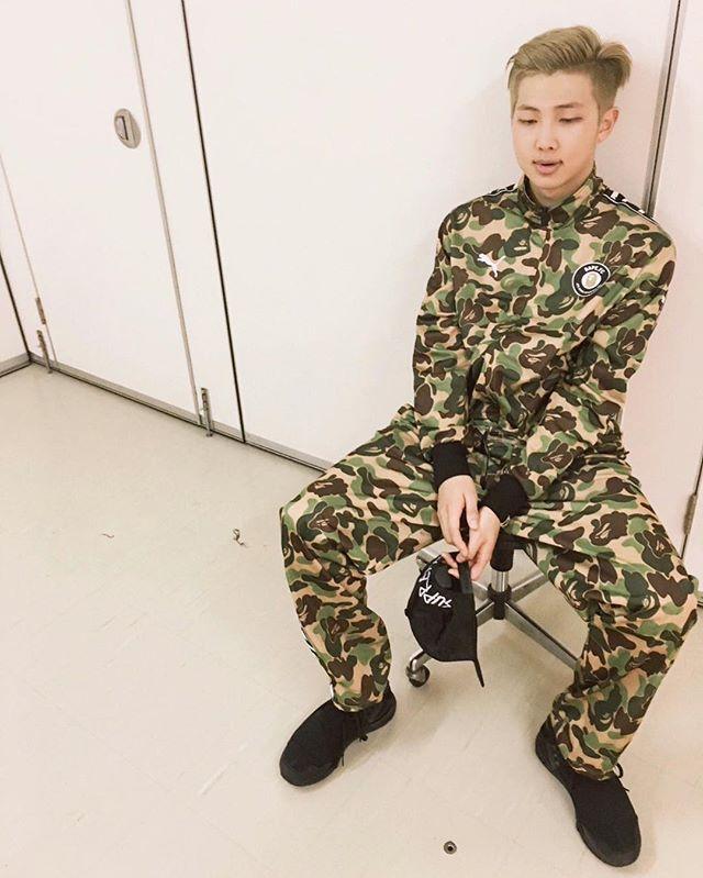 WEBSTA @ thebangtanboys - 160323 #rapmonster - ©twitter | @bts.bighitofficial - BTS official instagram