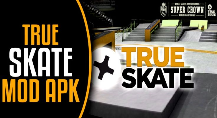 You can perform innumerable tricks and upgrade your level in the game with the true skate apk mod. There are infinite slow motions, options to choose skateboards and other features