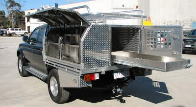 ute tool boxes - Google Search | Construction Truck | Ute ...