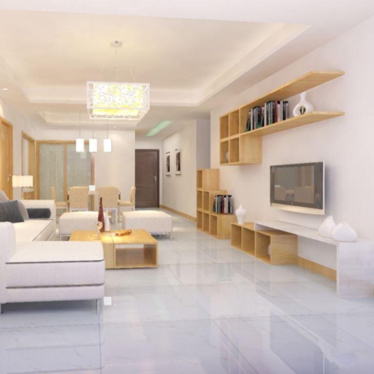 Glazed Vitrified Floor Tiles Types Design And Size Details Floor Tile Design Tile Floor Tile Design