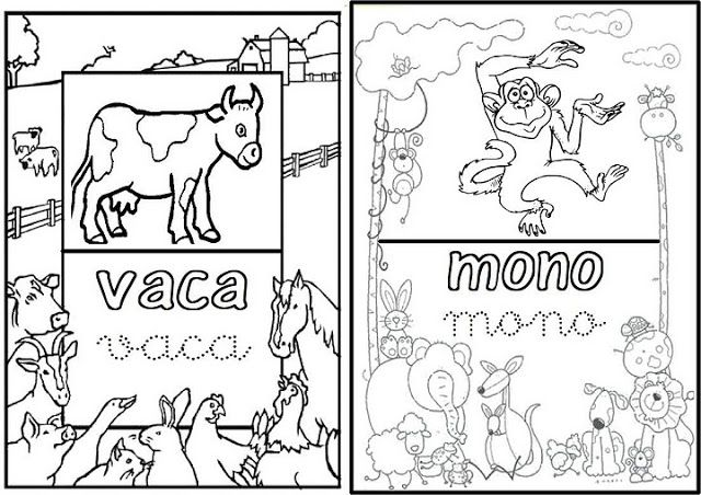 APOYO ESCOLAR ING MASCHWITZT CONTACTO TELEF 011-15-37910372: EL LIBRO DE LOS ANIMALES DOMÉSTICOS Y SALVAJES