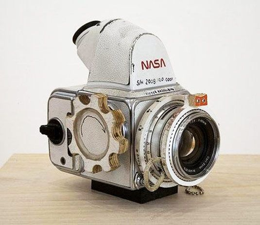 NASA Hasselblad, 12 are still on the Moon