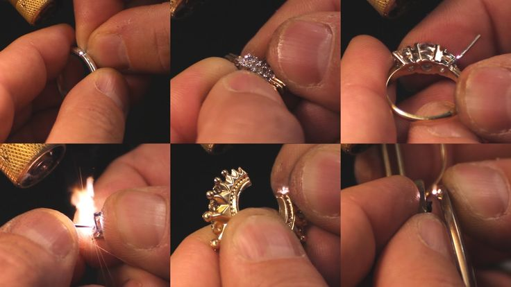 Jewelry Repair at Dales Jewelers! 6 Jewelry Laser Welding Repairs in 60 Seconds!