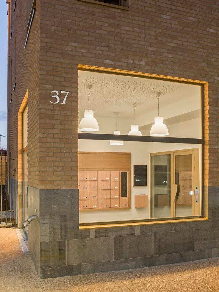 CharlesHenri Tachon · 91 housing units Contemporary