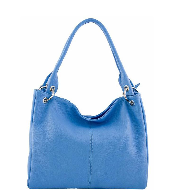 Prussian Blue Casual Hobo