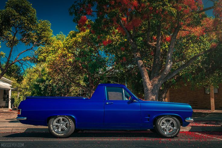 Holden HR ute by Andrey Moisseyev on 500px