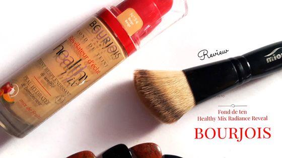 Review fond de ten Healthy Mix Radiance Reveal Bourjois