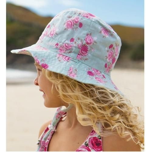 9feb3573d09 Millymook Bucket Hat - Chloe Mint