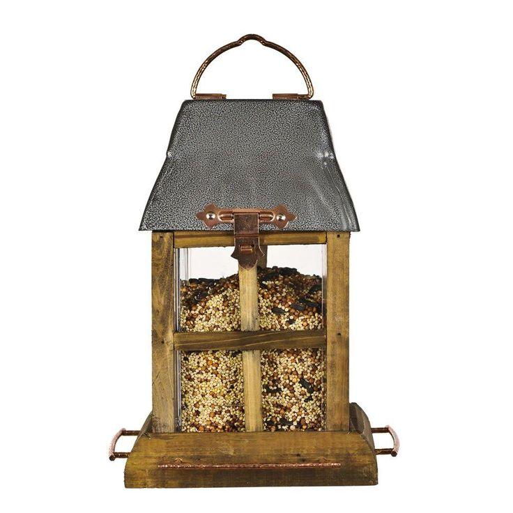 Perky-Pet Paul Revere Wild Bird Feeder