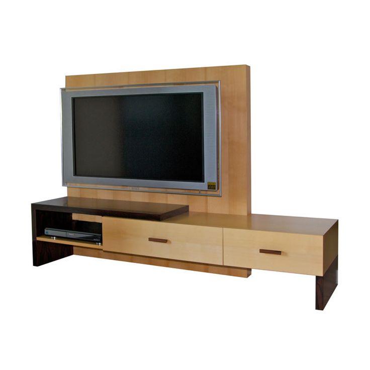 Mathews Entertainment Unit by Anton Gerner - bespoke contemporary furniture melbourne