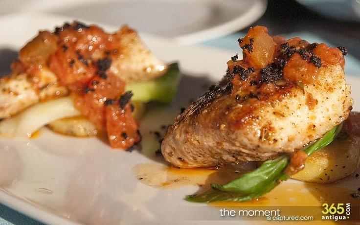 Carmichael's Restaurant Antigua