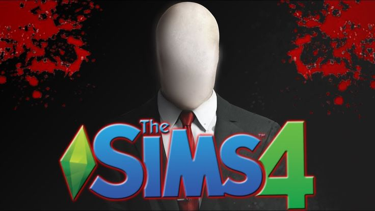 The Sims 4: Slender Man's Origin Story