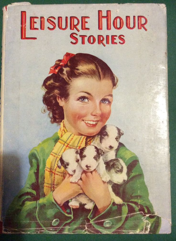 Leisure Hour Stories. Birn Brothers Ltd. Inscription dated 1951