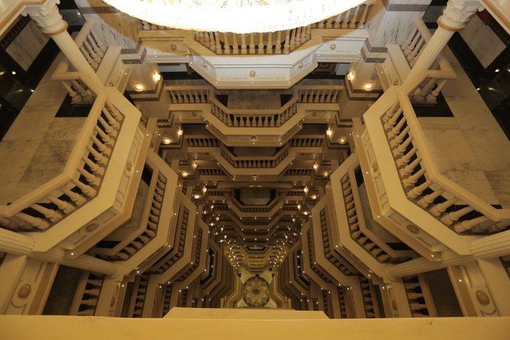 Rahaf Al Mashaer Hotel (Saudská Arábia