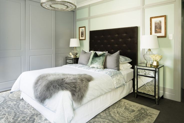 17+ Ideas About Glamorous Bedrooms On Pinterest
