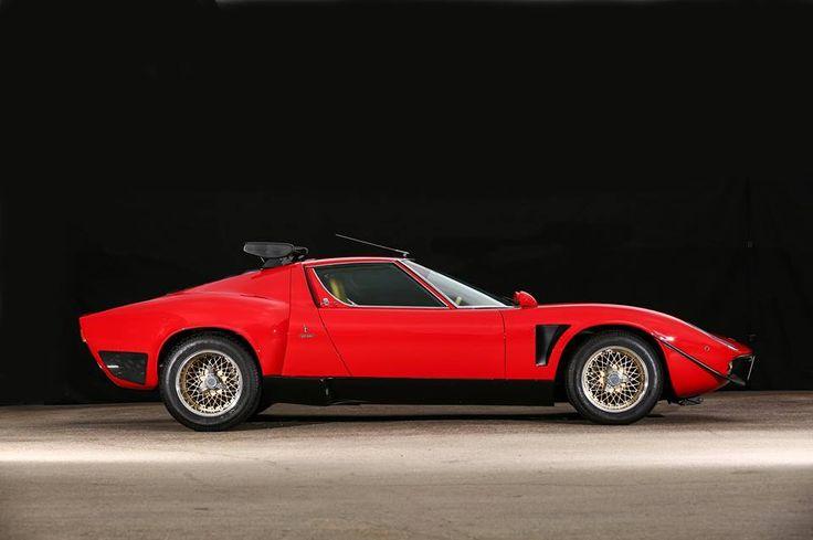 【成約車両のご案内】 1968年式 ランボルギーニ イオタ|ビンゴスポーツ/希少車、 絶版車、高級車の販売・買取。