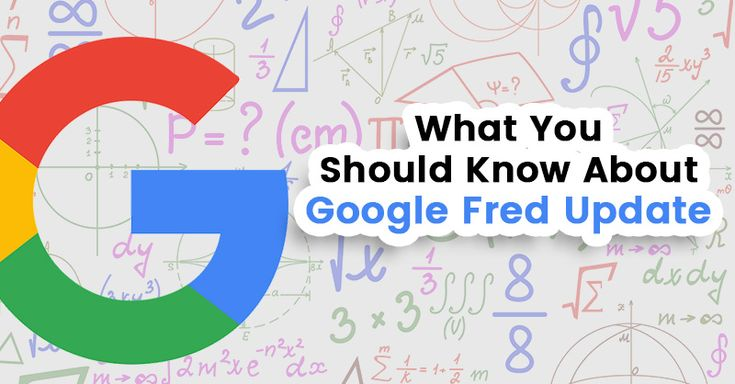 If your ranking dropped (over 10 positions) last month, you have been hit by Fred.  Every time Google releases an update, SEO'ers think is it the end of the world!
