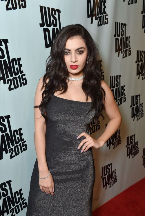 """ Charli XCX at the Just Dance Homecoming """