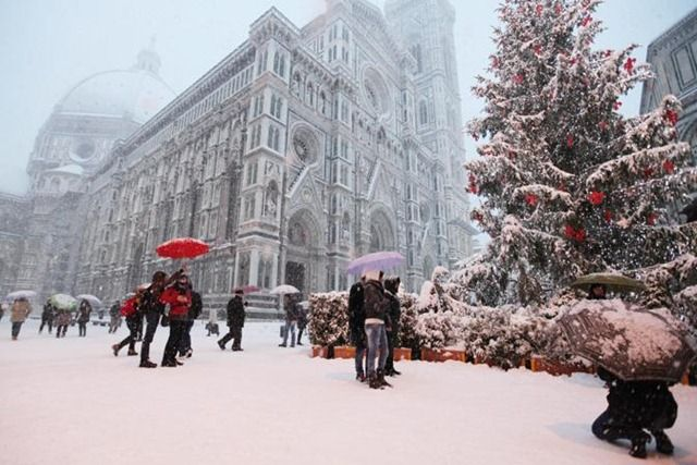 Christmas in Italy. Gorgeous!!!