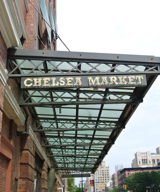 Centsational Girl » Blog Archive The High Line, Chelsea Market + West Village » Centsational Girl