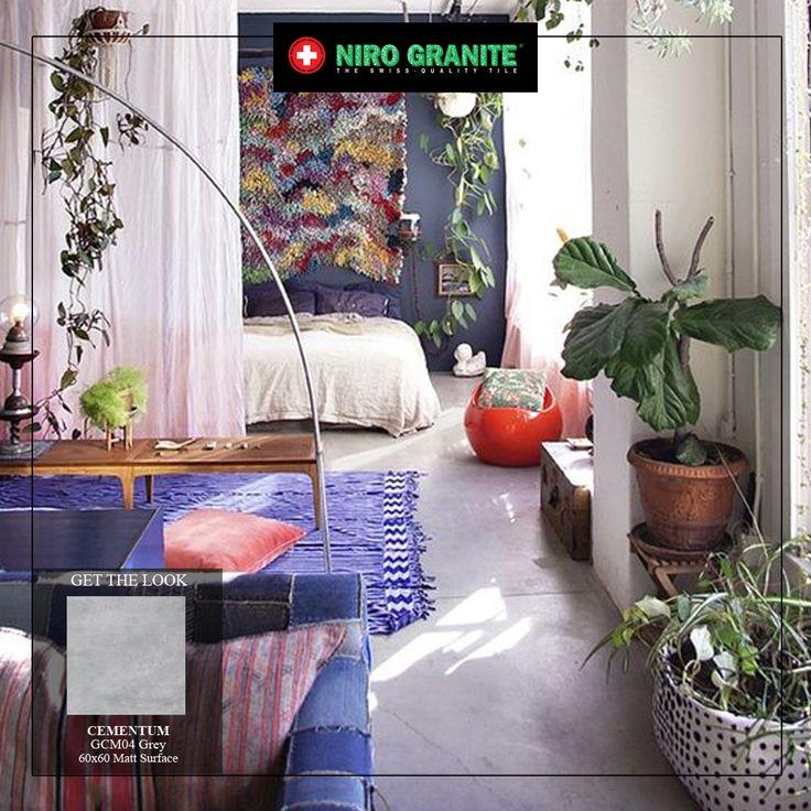Warna pink, merah, biru dan ungu adalah jenis warna yang akan menjadi keberuntungan bagi pemilik Shio Kelinci di tahun ini. Keempat warna tersebut jika dipadukan akan menghasilkan nuansa yang menarik pada ruangan favorit Anda. Untuk menyeimbangkan semarak warna-warna tersebut pada ruangan, gunakan warna netral pada pelapis lantai maupun dinding seperti tipe GCM04 Grey dari koleksi Cementum yang memesona.   Untuk informasi selanjutnya mengenai koleksi Cementum, kunjungi Niro Concept Studio…