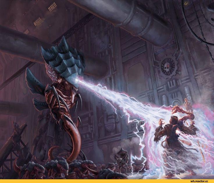 Warhammer 40000,warhammer40000, warhammer40k, warhammer 40k, ваха, сорокотысячник,фэндомы,Zoantrope,Tyranids,Тираниды,Techpriest,Adeptus Mechanicus,Mechanicum,Imperium,Империум,Jeff Porter