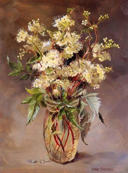 Matin lumineux anne coterill paint images pinterest for Bouquet de fleurs lumineux