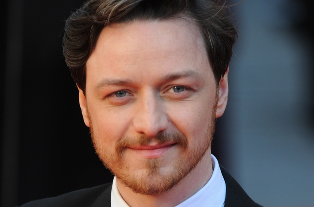 MEN: FIRST CLASS star JAMES McAVOY has signed on to play JESSICA