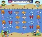 Looking for a more engaging way to take student attendance? This SmartBoard file includes a ocean scene full of sea creatures. Simply add each stud...
