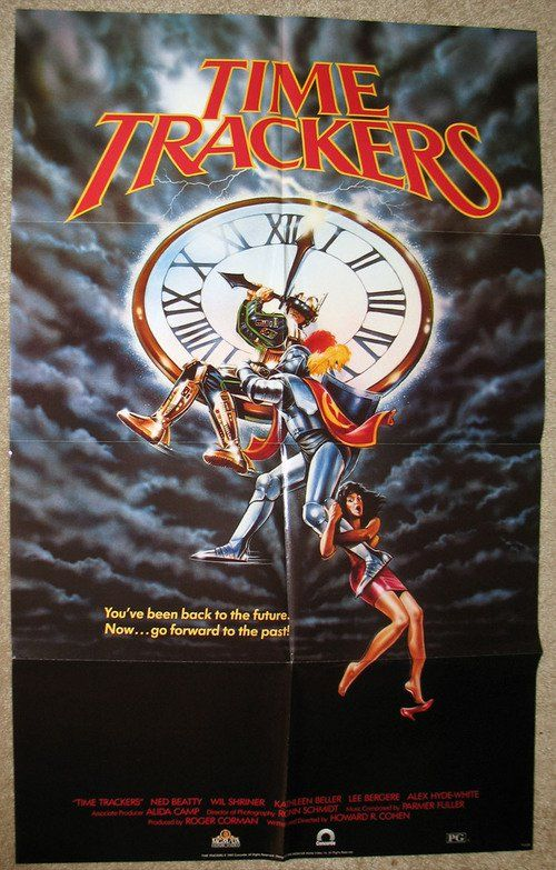 Watch->> Time Trackers 1989 Full - Movie Online