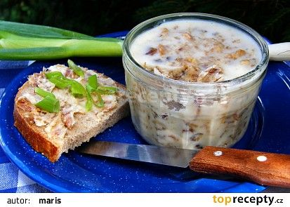 Rillettes (rijet) recept - TopRecepty.cz