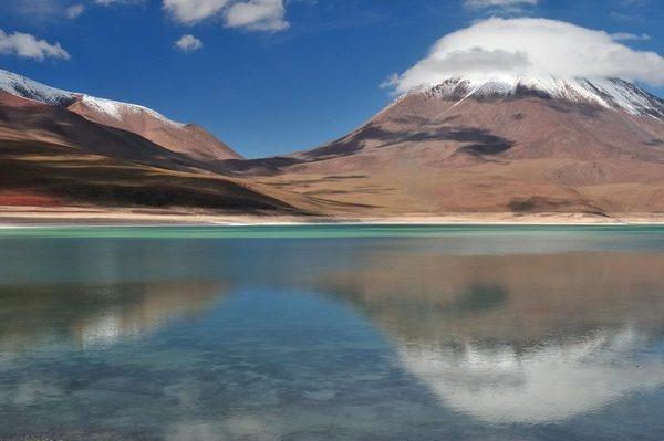 Laguna Verde in Bolivia  © R-)