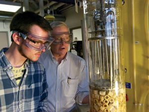 Consider a career in the research, development, and production of energy! Read more here!
