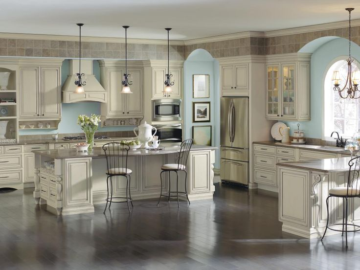 Grey Stone Glaze Kitchen Cabinets From Diamond Cabinetry