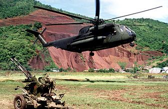 """USA invades Grenada (Operation Urgent Fury) 1983 - Ronald Reagan - United Nations General Assembly condemned it as """"a flagrant violation of international law"""""""