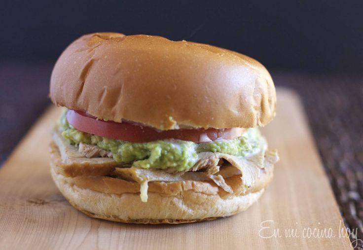 Lomito casero, sandwich chileno | En Mi Cocina Hoy