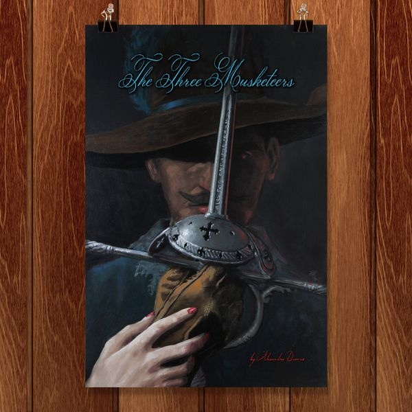The Three Musketeers by Philip Taylor - Creative Action Network