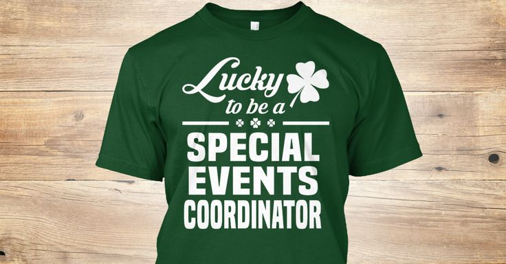 Special Events Coordinator