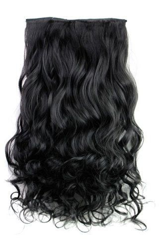 GET $50 NOW | Join RoseGal: Get YOUR $50 NOW!http://m.rosegal.com/hair-extension/fashion-jet-black-long-curly-187776.html?seid=6988524rg187776 - Looking for Hair Extensions to refresh your hair look instantly? http://www.hairextensionsale.com/?source=autopin-thnew