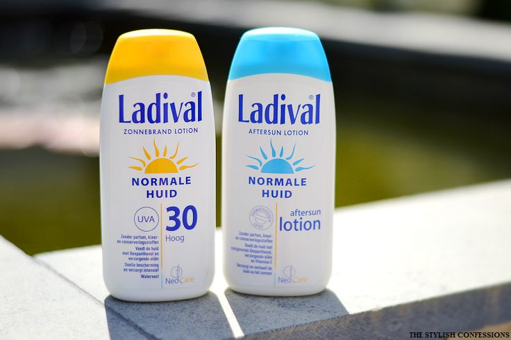 Blogger Malu Swartjes tested our Ladival products and was very pleased with it!