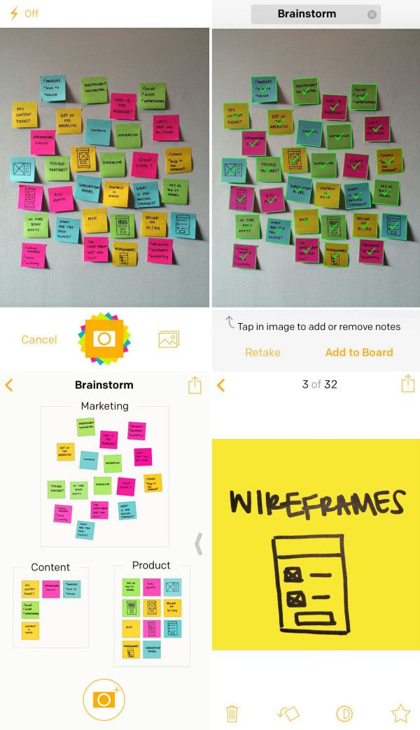 The New Post-It Plus App from @postitproducts