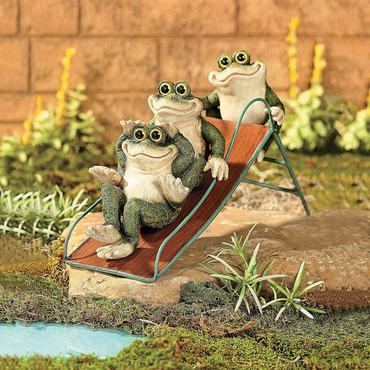 766 Best Images About Frog Garden Statues On Pinterest 400 x 300