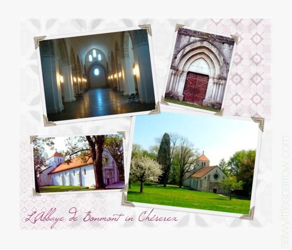 L'Abbaye de Bonmont, Chéserex, Switzerland
