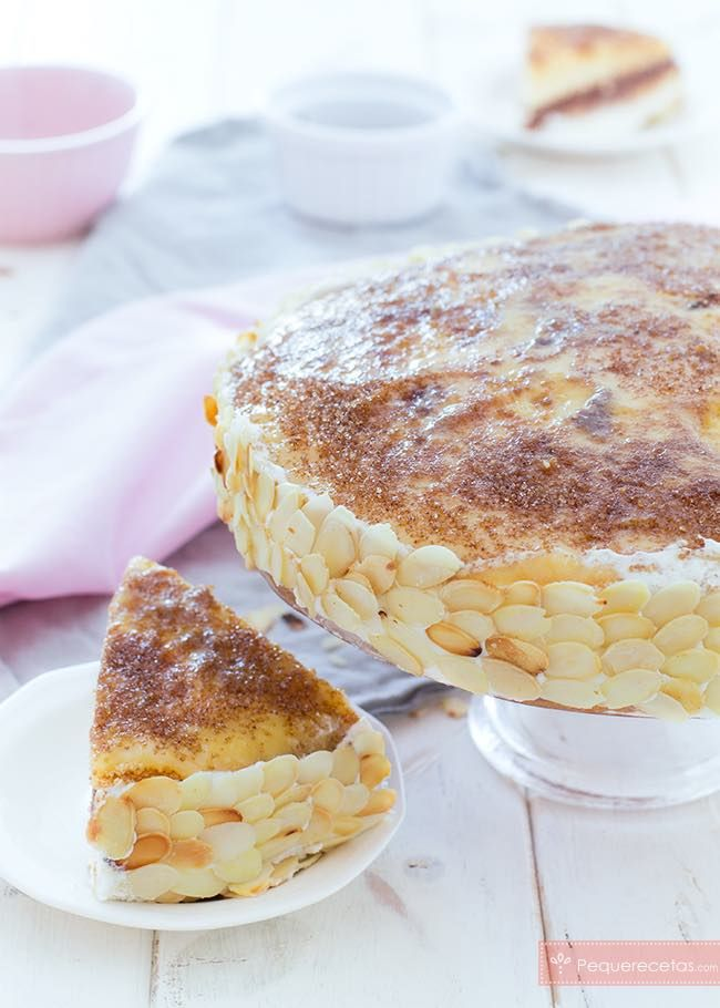 Tarta San Marcos, la receta que te hará triunfar