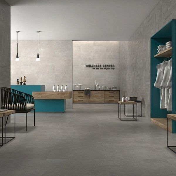 Porcelain Grey Tiles | Lappato Tiles | Direct Tile Warehouse