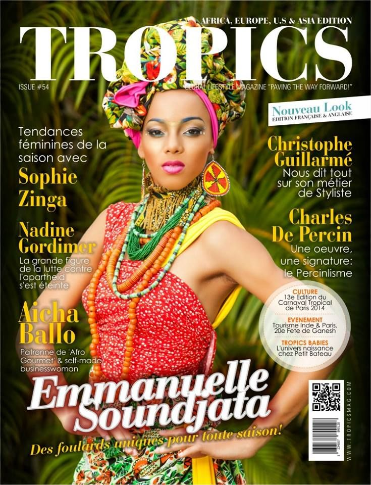 Tropics Magazine | Issue / Numéro 54 (English + French) >>> http://bit.ly/1zI4CL3 . Available in digital + print versions!