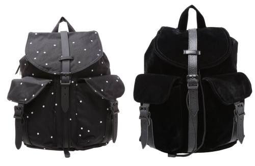 Herschel Dawson Mochila Black mochila 2 bolsos mochila Herschel Dawson black Noe.Moda
