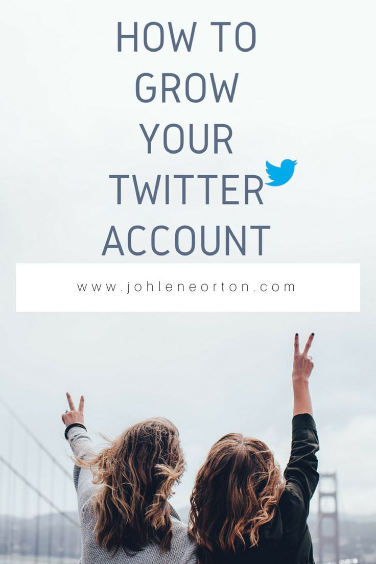 How to grow your Twitter account super fast & earn some money from it!
