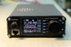 New!! X108 QRP Transceiver Kit 9 Bands http://qrznow.com/?p=1853
